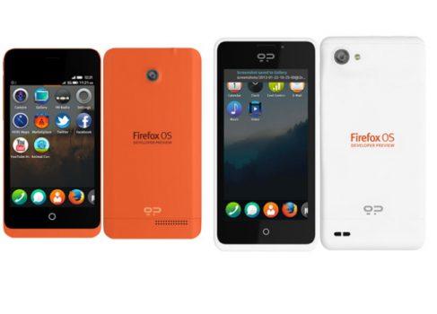 Первые смартфоны на Firefox OS распродали за одно утро