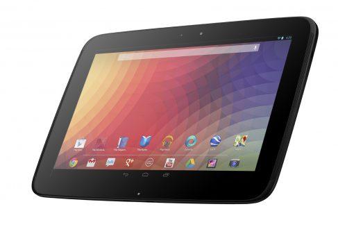 Nexus 10 не убийца iPad
