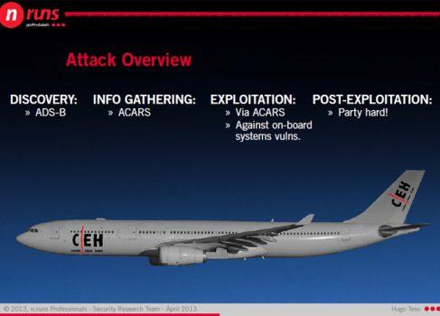 Хакеры могут перехватить управление авиалайнером с помощью Android-приложения