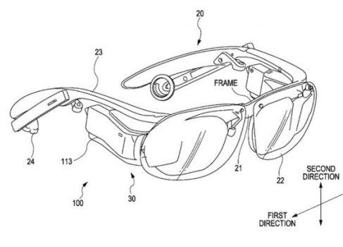 Sony делает свои Google Glass