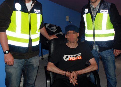 Задержан подозреваемый в организации хакерской «суператаки» в марте 2013