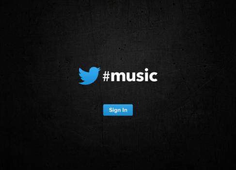 Twitter запускает свой музыкальный сервис сегодня