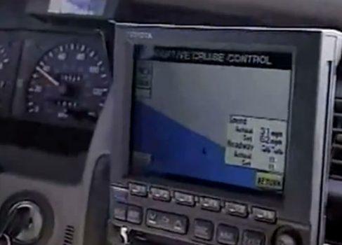 Беспилотные автомобили из 90-х [видео]