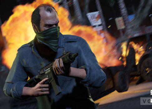 Nvidia открестилась от слухов по поводу PC-версии GTA 5
