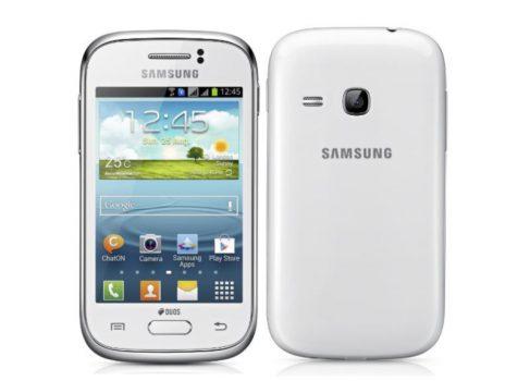 Двухсимник Samsung Galaxy Star за €70 появится в продаже 31 июля