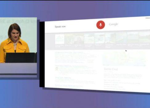 Беседы с Google Chrome [видео]