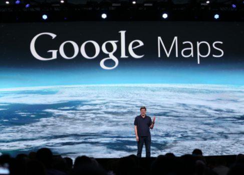 Глубокое погружение в Google Maps