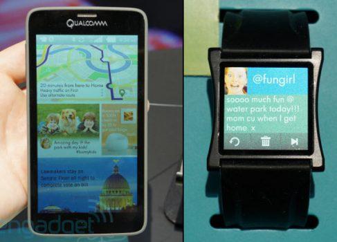 Qualcomm предложила свой Retina-дисплей под названием Mirasol