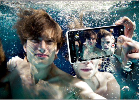 Sony анонсирует новый «подводный» смартфон — Xperia ZR