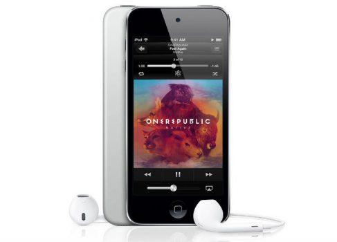 Apple запустил новый iPod Touch без задней камеры за $229