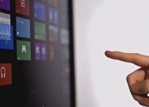 Leap Motion подружился с Windows 8 [видео]
