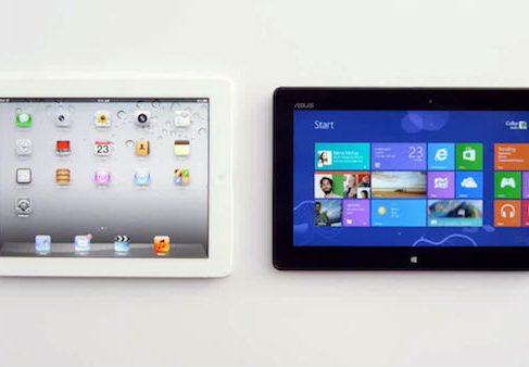Microsoft использовала Siri, чтобы поиздеваться над iPad в новой рекламе [видео]