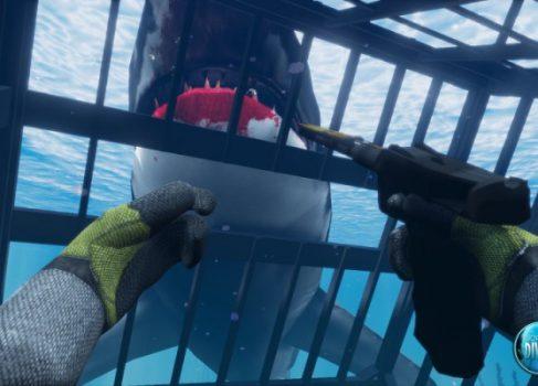 World of Diving — первый дайвинг-симулятор для Oculus Rift