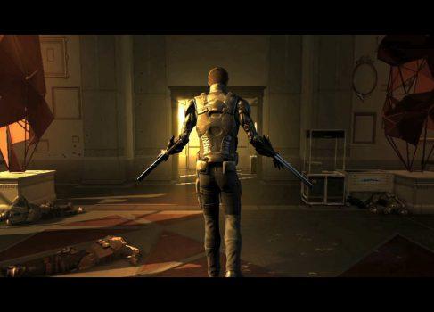 Deus Ex: The Fall выйдет летом на смартфонах и планшетах