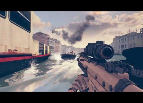 Modern Combat 5: война стала еще красивее