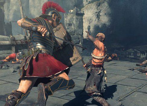 Ryse: Son of Rome — древнеримский эксклюзив для Xbox One