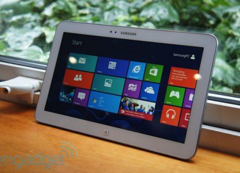 Samsung ATIV Tab 3 — планшет с претензией на человечность