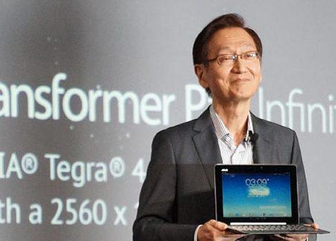 Другие новинки от Asus: гибрид Transformer Pad Infinity и планшеты MeMo Pad FHD 10 и HD 7