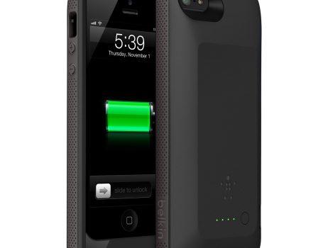 Belkin запустил 2000 mAh кейс для iPhone5