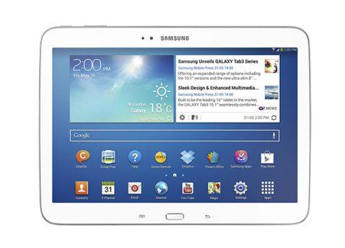 SAMSUNG объявила о выпуске двух новых Galaxy Tab 3.0