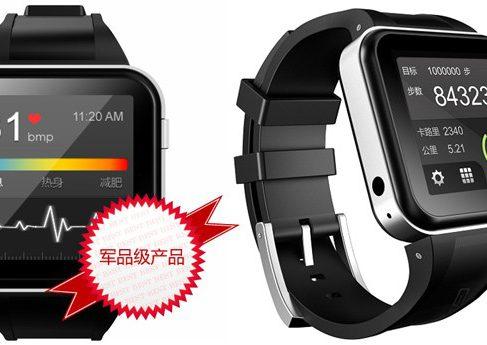 GEAK Watch на Android — пожалуй, самые умные часы в мире