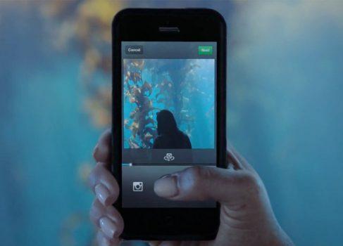 Instagram добавил возможность записи видео