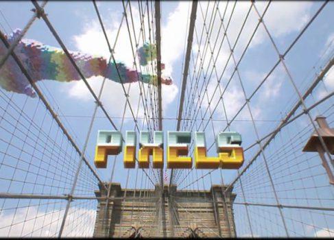 Короткий метр: пиксельный апокалипсис от Патрика Жана