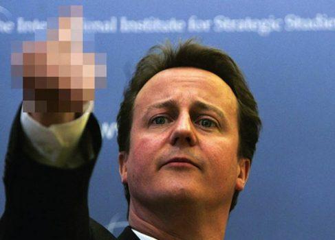 Дэвид Кэмерон предлагает по умолчанию блокировать всю порнографию на территории Великобритании