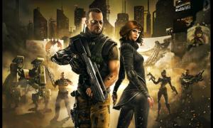 Deus Ex: The Fall появился на AppStore за день до релиза
