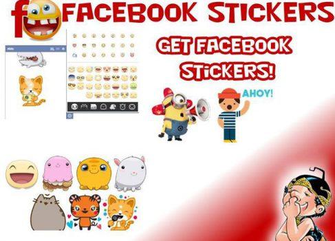 Веб-версия Facebook обзавелась стикерами
