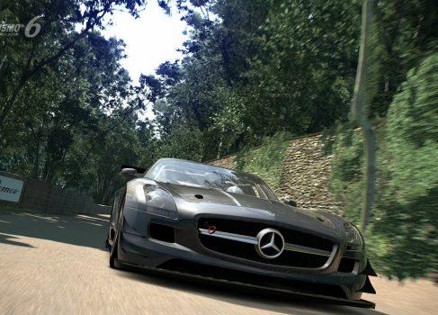 Sony работает над фильмом по мотивам Gran Turismo
