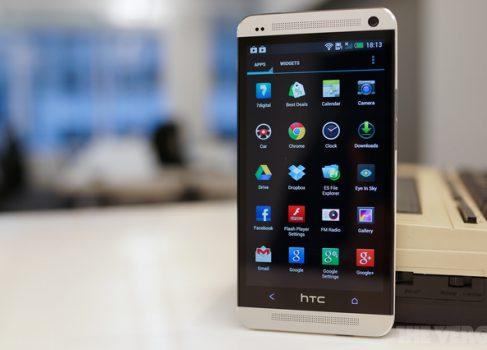 HTC готовит конкурента для Galaxy Note 3 — 6-дюймовый смартфон One Max