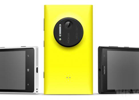 За несколько часов до анонса в сеть попала вся информация о Nokia Lumia 1020