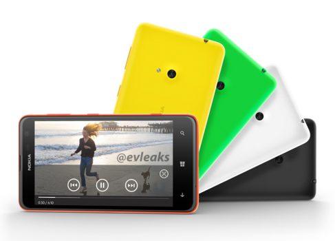 Nokia Lumia 625: теперь в России за 11 990 рублей