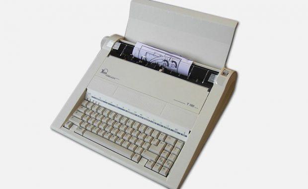 Российские министерства закупаются печатными машинками