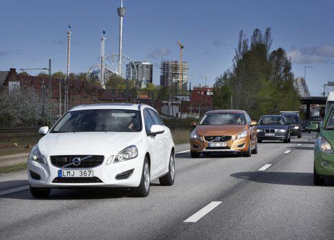 Volvo довольна испытаниями своих беспилотных автомобилей
