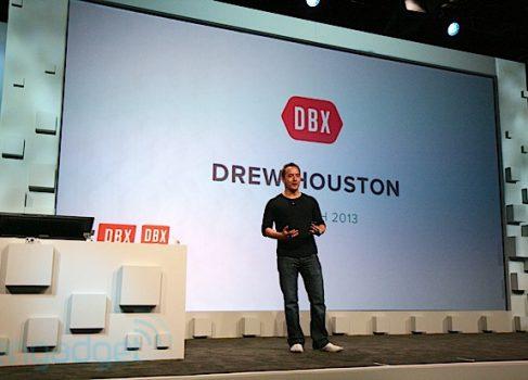 DropBox запускает собственную платформу на основе Sync API