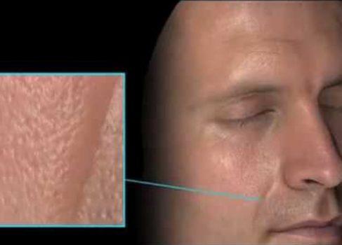 Новая технология сканирования лиц делает 3D-модели неотличимыми от живых людей