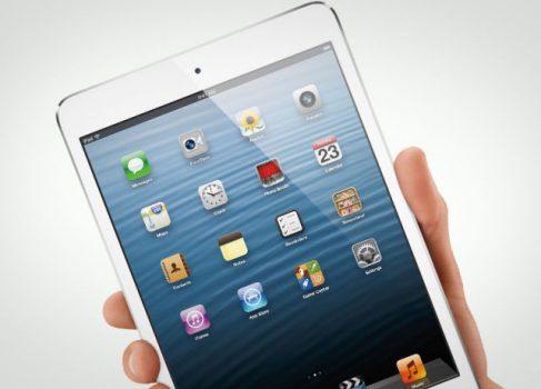 Выпуск iPad mini с дисплеем Retina могут отложить до 2014 года