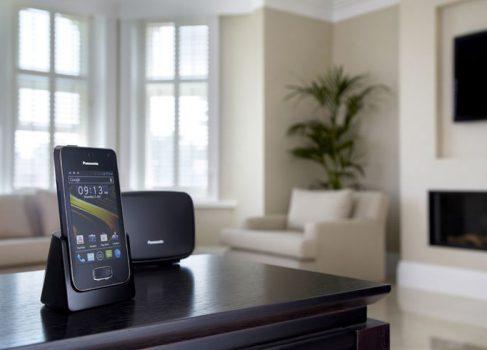 Panasonic KX-PRX120 – домашний DECT-телефон на Android