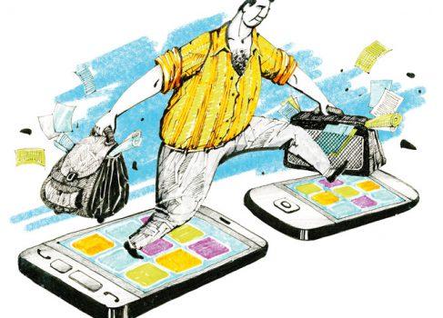 За первые три года в России 12 млн раз воспользуются услугой переноса мобильного номера