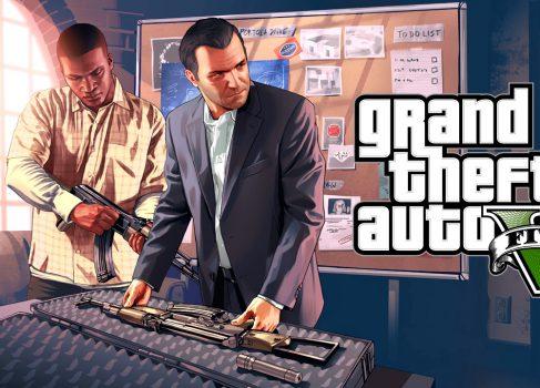 Rockstar демонстрирует мультиплеер GTA Online [видео]