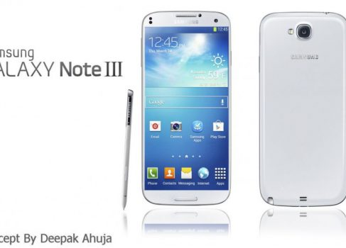 Опубликованы характеристики Samsung Galaxy Note 3
