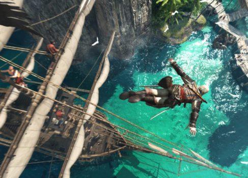 Семь минут геймплея Assassin's Creed 4 [видео]