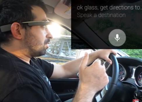 Британцы вводят запрет на вождение в Google Glass