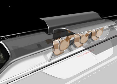 Элон Маск опубликовал характеристики транспортной системы Hyperloop