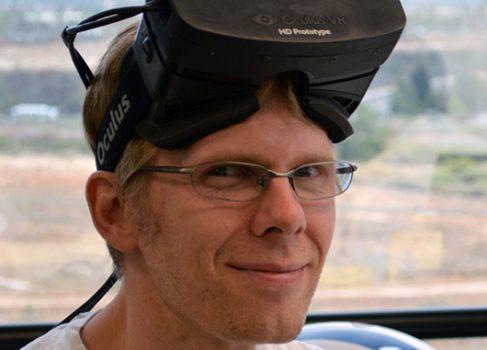 Джон Кармак остается в id Software и одновременно работает над Oculus Rift