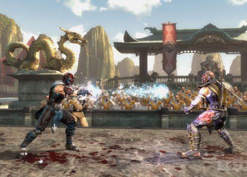 Mortal Kombat для PC продается на удивление хорошо
