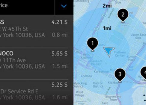 Nokia анонсировала облачную навигационную платформу Connected Driving