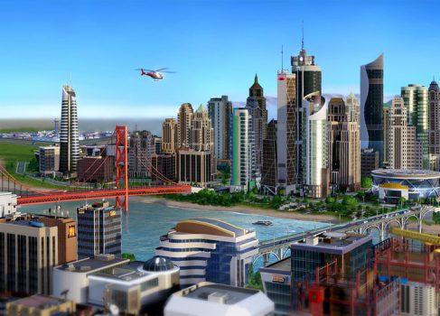 Sim City для Mac выйдет 29 августа